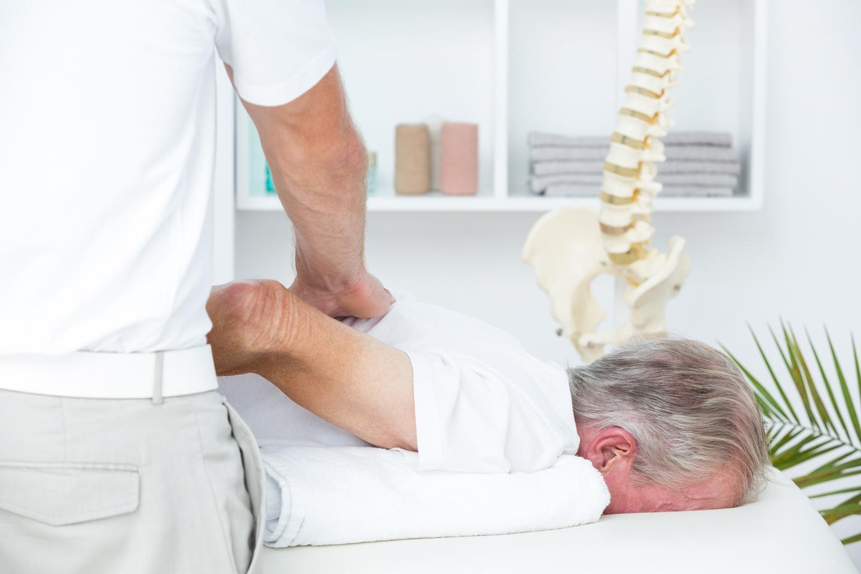 Behandeling Chiropractie